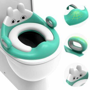 Potty With Safety handles
