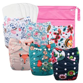 Cloth Diapers