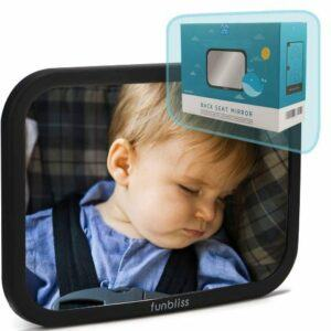 Baby Back Seat Mirror