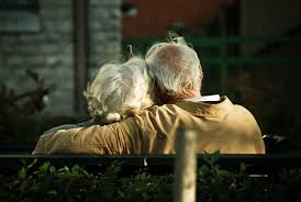 Elderly -Couple