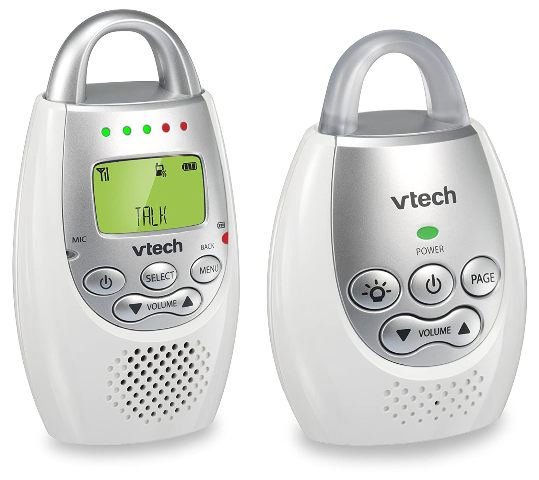 baby monitor deaf parents